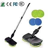 Best Design Originals Mops - Electric Spin Mop Handle Cordless Floor Cleaner Wireless Review