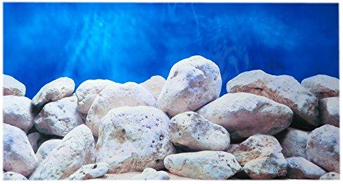 Rückwandfolie 60cm x 30cm für Aquarium