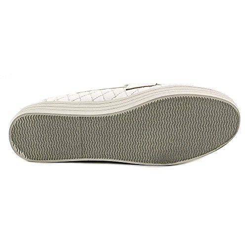 Slipper Steve Synthetik Rund Damen Howell Madden White 7XF74