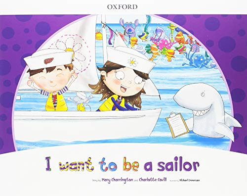 I want to be a sailor storybook pack