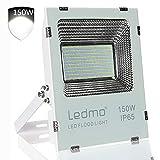 150W Projecteur led IP65 étanche pour l'extérieur Projecteur LED Exterieur 15000lm...