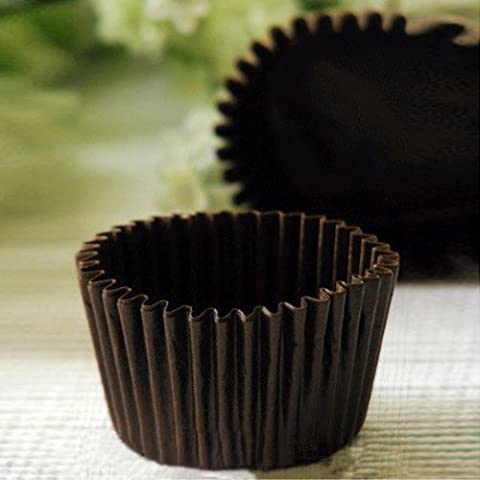 High Temperature Pure Coffee Cups Greaseproof Paper Holder