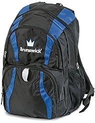 Brunswick 59bs0900000Rucksack, Unisex Erwachsene, Blau, Einheitsgröße