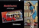 Modellautos unterwegs - Dioramen (Wandkalender 2019 DIN A3 quer): Kleine Modellautos werden in künstlerisch gestalteten Dioramen präsentiert. (Monatskalender, 14 Seiten ) (CALVENDO Orte)