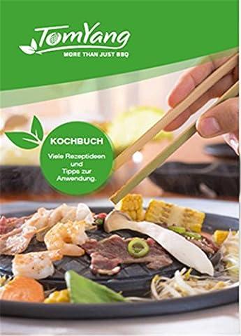 TomYang BBQ Kochbuch – speziell für den TomYang BBQ Thai