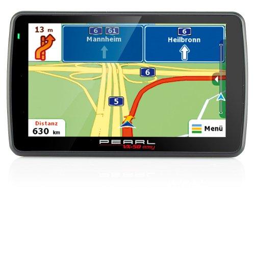 PEARL-Navigationssystem-VX-50-Easy-mit-Zentraleuropa