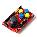 iHaospace JoyStick Keypad Shield PS2 for Arduino Nrf24l01 5110 Lcd I2c IIC