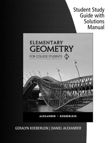 Pdf Download Elementary Geometry For College Students Read Best Epub By Daniel Alexander U6s793fnlzq27x6