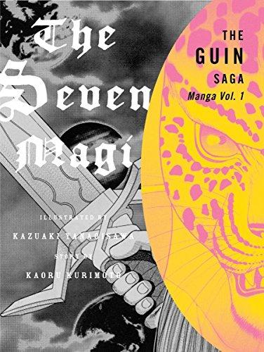Preisvergleich Produktbild The Guin Saga Manga,  Volume 1: The Seven Magi