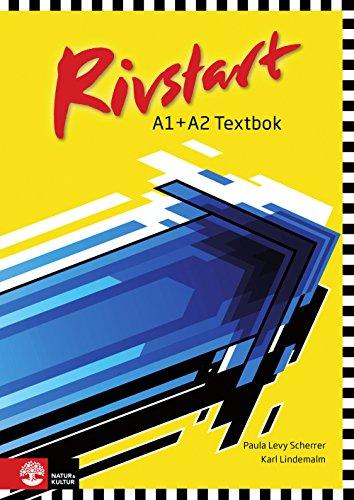 Rivstart A1+A2 Neu: Textbok + ljudfiler (Suche Nach Wort Spaß)