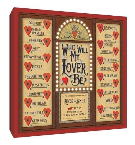 Who Will My Lover be? (Game Box)