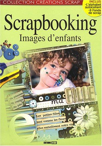 Scrapbooking : Images d'enfants