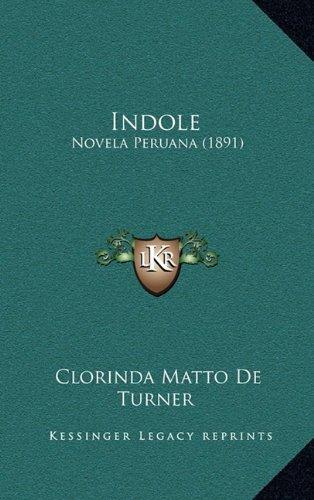 Indole: Novela Peruana (1891)