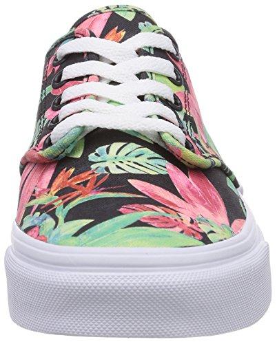 Vans-Camden-Zapatillas-de-deporte-para-Mujer-Multicolor-Tropical-Flora-FO6-41-EU