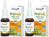 LaDrome Propolis Spray Nasal Lot de 2