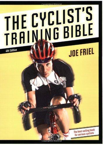 The Cyclist's Training Bible by Friel, Joe (2009) Paperback