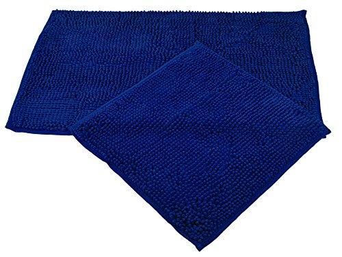 Tappeti Da Bagno Grandi Dimensioni : Wohndirect paris set di tappetini da bagno 2 pezzi di grandi