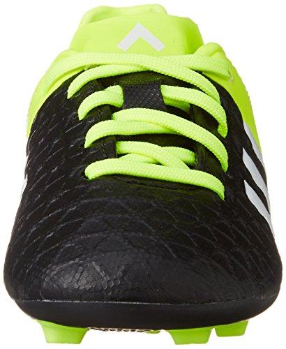 adidas Ace15.4 Fxg, Chaussures de Football Garçon Jaune - Gelb (Core Black/Ftwr White/Solar Yellow)