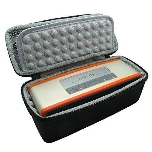 Tasche für Bose SoundLink Mini Bluetooth Wireless, Schwarz, idealer Schutz für Reisen