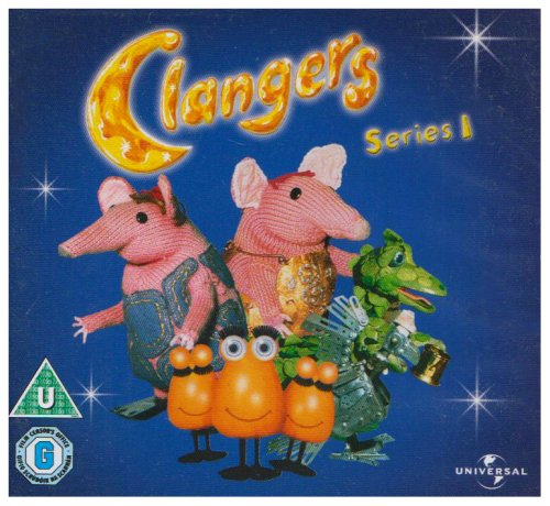Clangers - Series 1 - Complete