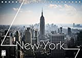 New York Shoots (Tischkalender 2016 DIN A5 quer): Die Stadt die niemals schläft ... New York die Stadt der Städte (Monatskalender, 14 Seiten) (CALVENDO Orte)