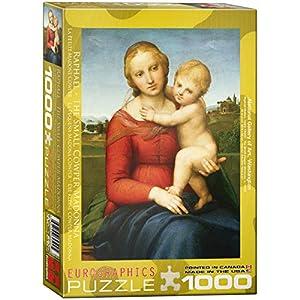 Eurographics - Rompecabezas Raphael, Tortugas Ninja, 1000 Piezas (EG60002500)