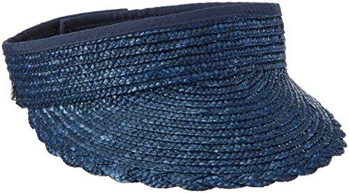 Seeberger Damen Visoren Serie Rügen 52703-0, Gr. One Size, Blau (tinte 0068)