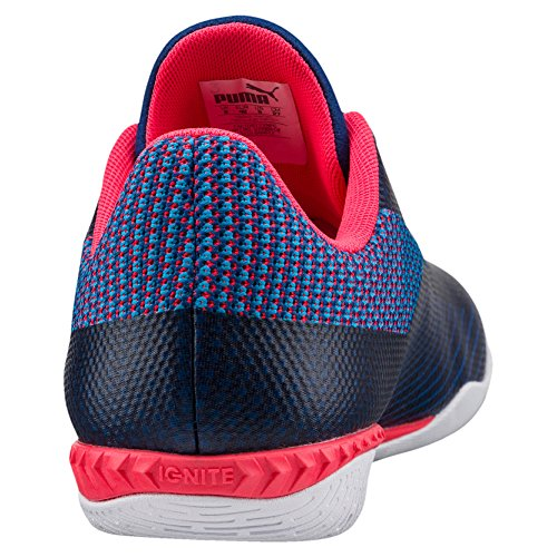 Puma 365 Ignite Ct, Chaussures de Running Compétition Homme BLUE DANUBE-Puma White-Bright Plasma-TRUE BLUE