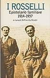 Epistolario familiare 1914-1937