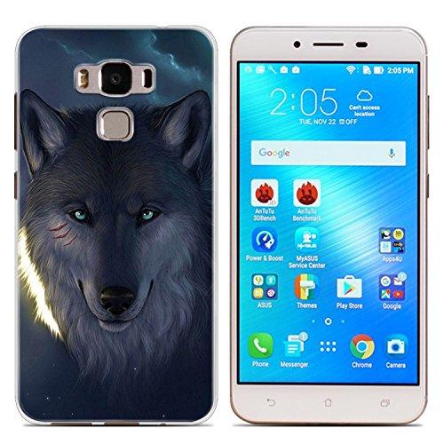 Asus-Zenfone-3-MAX-Plus-ZC553KL55-Cover-EUGO-Silicone-Case-Molle-Di-TPU-Sottile-Anti-Scivolo-Case-Posteriore-Della-Copertura-Della-Protezione-Anti-urto