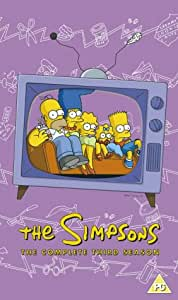 The Simpsons - Series 3 [VHS] [1990]