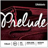D'Addario J1010 4/4M Juego de Cuerdas