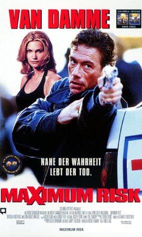 Bild von Maximum Risk [VHS]
