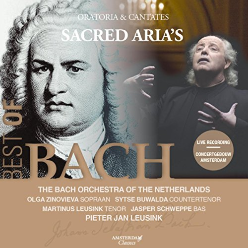 Best of Bach: Sacred Arias