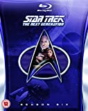 Star Trek: The Next Generation - Season 6 [1992] [Blu-ray] [Region Free]