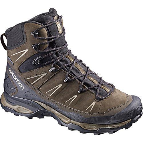 Salomon X Ultra Trek, Chaussures de Randonnée Hautes homme Black