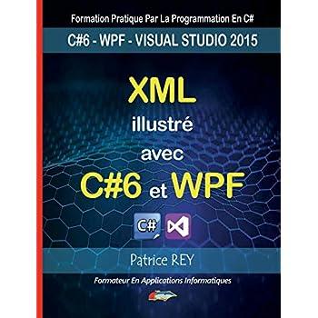 Xml illustre avec c#6 et WPF : Avec visual studio 2015
