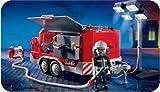 PLAYMOBIL® 3178 - Feuerwehranhänger - Lichtgiraffe