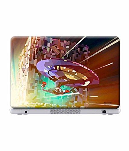 Macmerise Licensed Liam Brazier Star Trek Laptop Skins For HP G4