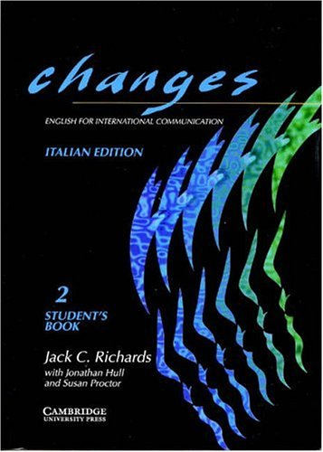 Changes. Student's book. Ediz. Italiana. Per le Scuole superiori: 2