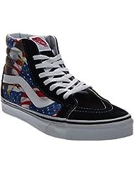 VANS Sk8-Hi Reissure Special Edition Free Bird USA Sneaker V3CAIE5
