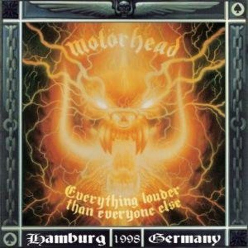 Motörhead: Everything Louder Than Everyone Else (Audio CD)