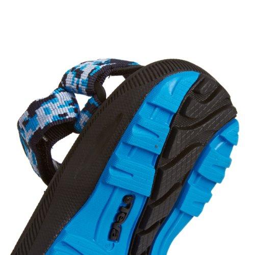 Teva - Sandali sportivi Hurricane 2 Y's, Unisex bambini Blu