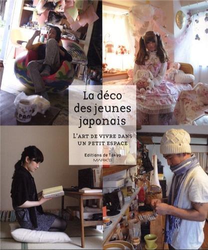 La dco des jeunes japonais : L'art de vivre dans un petit espace