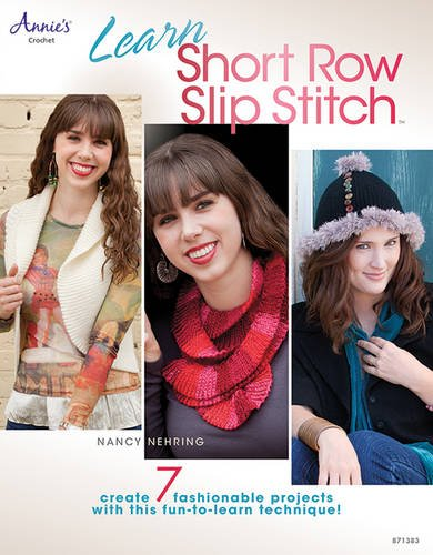 Learn Short Row Slip Stitch (Annie's Crochet) Annie Slip