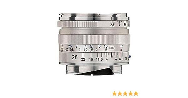 Zeiss 28 Mm F 2 8 T Zm Biogon Objektiv Für Zeiss Ikon Kamera