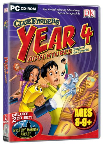 Cluefinders Year 4 Adventures (Ages 8-9) Test