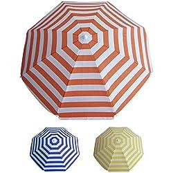 Las Mejores Sombrillas de Playa con Filtro Solar UV