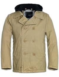Z 6ixty 7even Vintage Herren Jacke Pea Coat