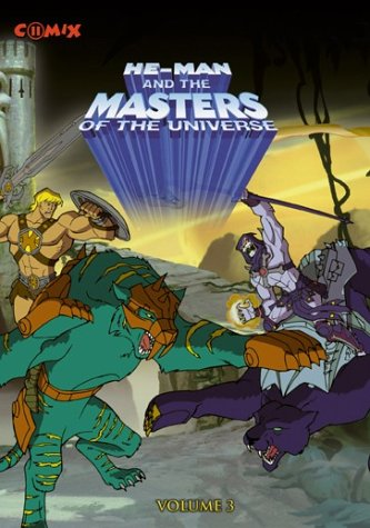 Preisvergleich Produktbild He-Man and the Masters of the Universe,  Vol. 03 [VHS]